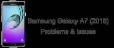 مشکلات و ایراد هایی که می توان از سامسونگ گلکسی A7 مدل ۲۰۱۶ گرفت