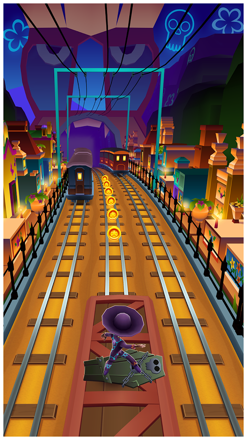 دانلود Subway Surfers 1.91.3 - بازی موج سواران مترو برای اندروید و آی او اس + مود