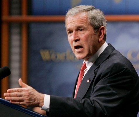 هشدار جرج بوش درباره گسست پیوندهای ملی در آمریکا بر اثر نژادپرستی