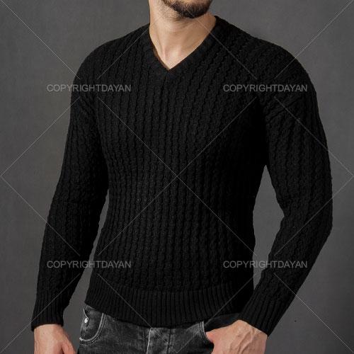 حراج بافت مردانه Kartel  - لباس گرم مردانه