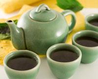 درمان چاقی بوسیله قرص چای سبز و ورزش های لاغری