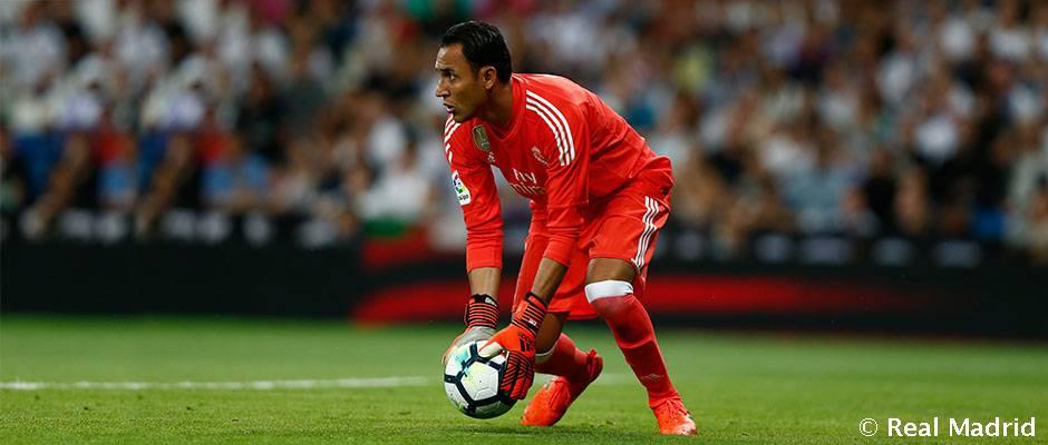 رئال مادرید مصدومیت کیلور ناواس را تایید کرد