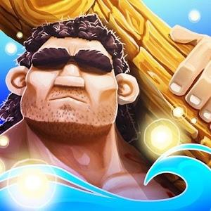 دانلود رایگان بازی Tribal Raft: A Far Ride v1.1 - بازی قایق قبیله : مرد دور سوار برای اندروید و آی او اس