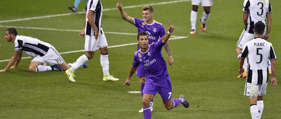 چرا یوونتوس بیش از رئال مادرید در لیگ قهرمانان اروپا درآمد داشت؟