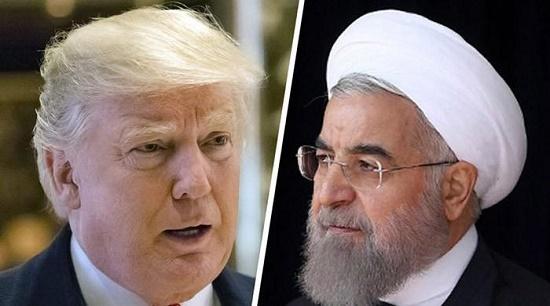 اتهامات ترامپ به ایران و پاسخ های رئیس جمهور کشورمان + اینفوگرافی