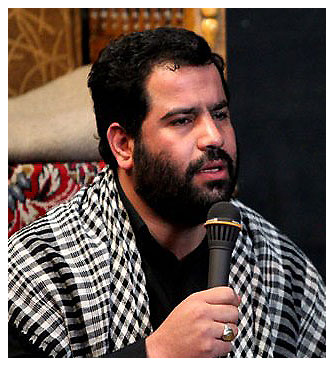 حاج محمد رضا بذری - روضه حضرت علی اصغر (ع)