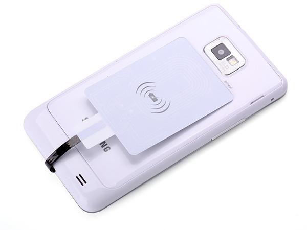 شارژر وایرلس گوشی موبایل به همراه کیت مخصوص
