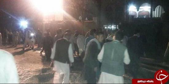 حمله داعش به مسجد امام زمان (عج) کابل 80 کشته و زخمی برجای گذاشت
