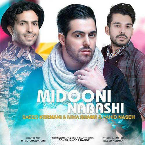 دانلود آهنگ جدید سعید کرمانی و نیما شمس بنام میدونی نباشی