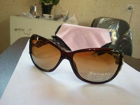 خرید عینک آفتابی زنانه پلاریزه مارک Serato