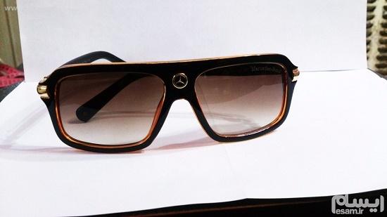 خرید عینک آفتابی مرسدس بنز با کیفیت عالی
