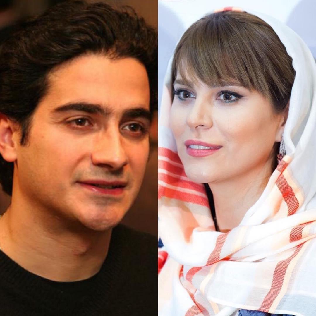 ازدواج سحر دولتشاهي و همايون شجريان