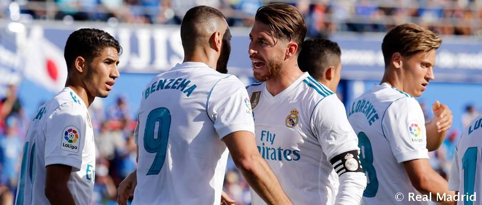 رسمی؛ ترکیب رئال مادرید برای بازی مقابل ایبار اعلام شد