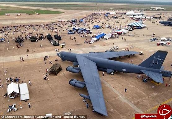 آمریکا پس از ۲۶ سال بمبافکنهای خود را به حالت آمادهباش ۲۴ ساعته در میآورد! + تصاویر