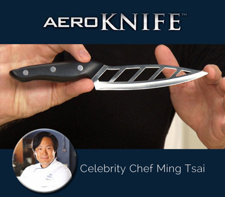 چاقو ایرونایف اصل چاقوی لیزری آشپزخانه