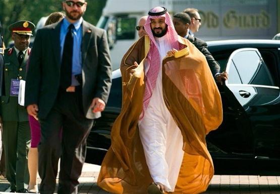 فردی که پنهانی به اسرائیل سفر کرد، محمد بن سلمان بود