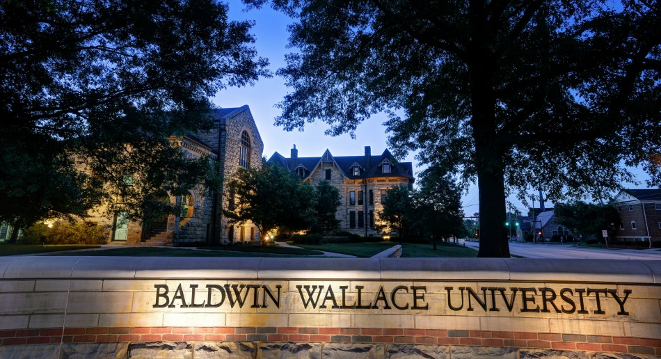اکانت دانشگاه Baldwin Wallace University آمریکا