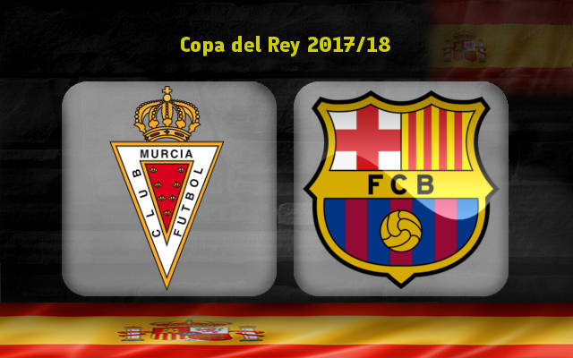 پخش زنده و انلاين بازي مورسیا و بارسلونا 2 آبان