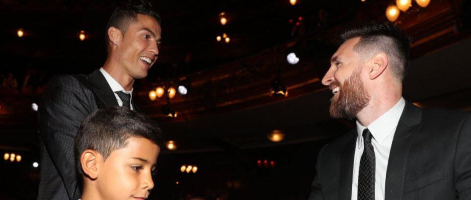 رونالدو: دوران رقابت من و مسی تازه شروع شده است