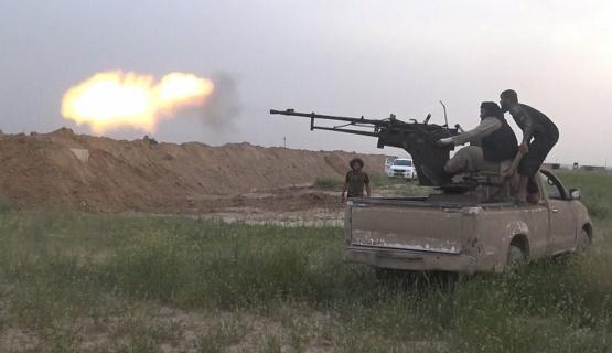 بسیج مردمی عراق حمله داعش در غرب موصل را خنثی کرد