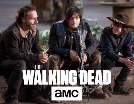 دانلود فصل هشتم سریال The Walking Dead با زیرنویس فارسی