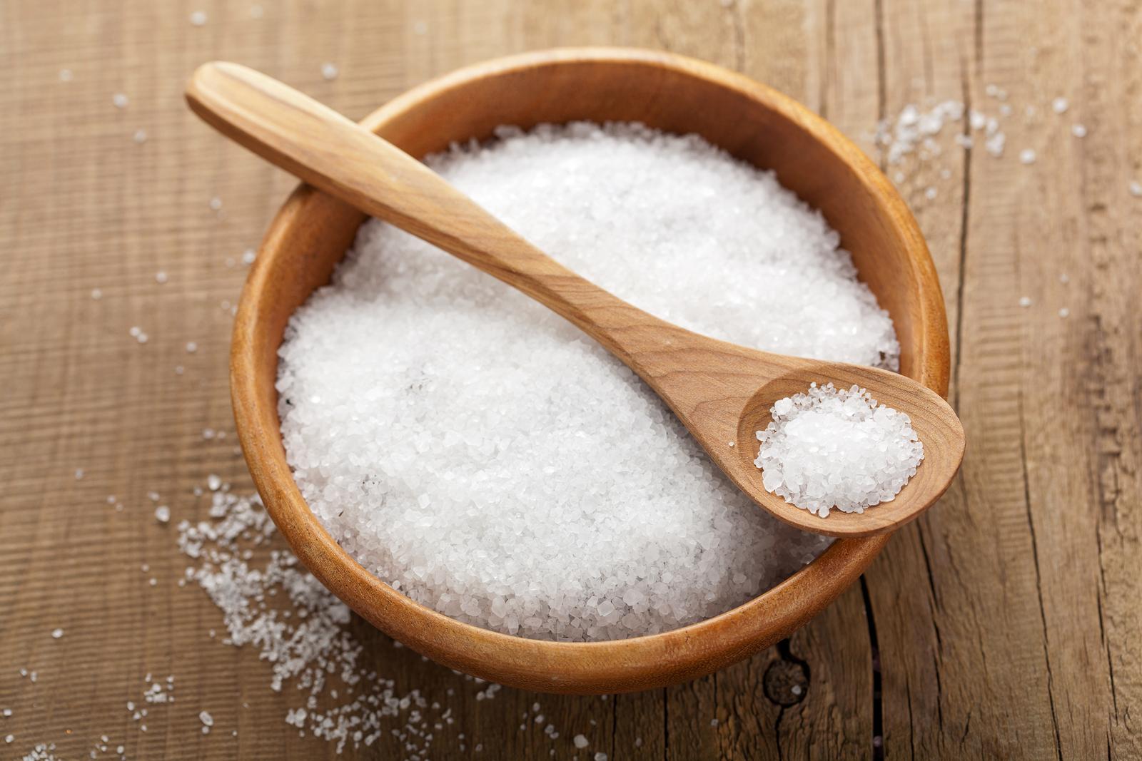 استفاده های متفاوت از نمک