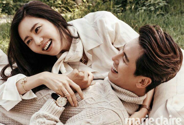 🦋چو جا هیون و یو شیاوگوانگ منتظر بچه اولشون هستند