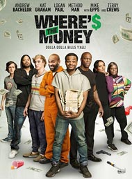 دانلود فیلم Where is The Money 2017 با لینک مستقیم