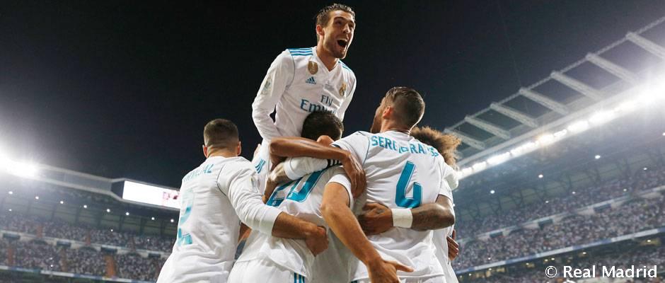 رئال مادرید پیروزی پرگل را فراموش کرده است