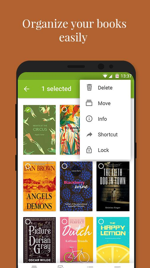 دانلود رایگان آخرین نسخه آنیورسال بوک ریدر Universal Book Reader