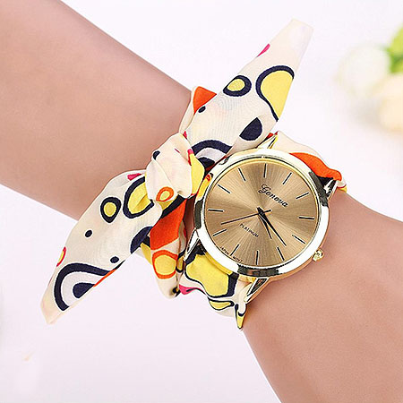 خرید ساعت مچی دخترانه رنگین کمان در چندین مدل
