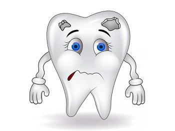 پوسیدگی دندان و راه درمان