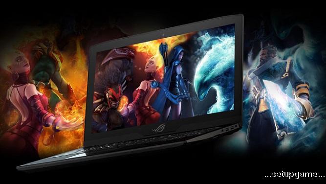 ایسوس سه لپتاپ جدید و قدرتمند با عناوین Strix Hero و Strix Scar معرفی کرد