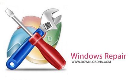 نرم افزار تعمیر بخش های آسیب دیده ویندوز