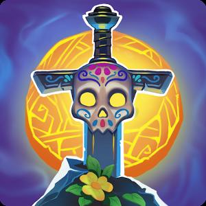 دانلود رایگان بازی Lionheart: Dark Moon v1.0.2 - بازی شیردل : ماه تاریکی برای اندروید و آی او اس