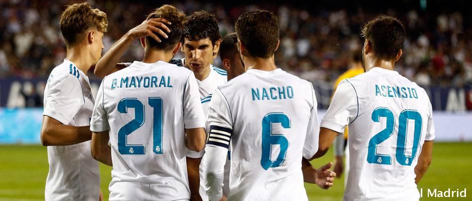 پخش زنده و آنلاین دیدار فوئنلابرادا و رئال مادرید