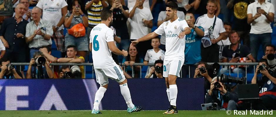 رسمی؛ ترکیب رئال مادرید مقابل فوئنلابرادا