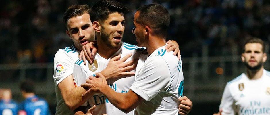 فوئنلابرادا 0-2 رئال مادرید؛ برد نه چندان آسان با دو پنالتی
