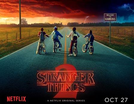 دانلود سریال Stranger Things با لینک مستقیم