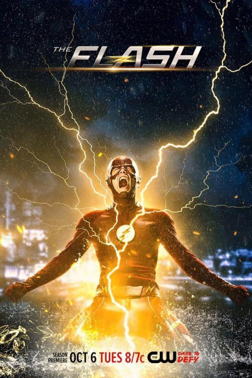 The%20Flash.2 1 دانلود سریال The Flash : قسمت آخر فصل ۴ اضافه شد