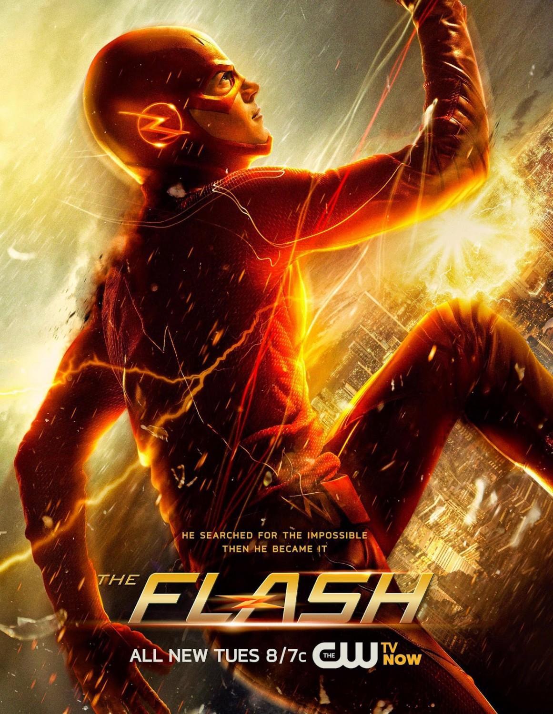 The%20Flash.3 1 دانلود سریال The Flash : قسمت آخر فصل ۴ اضافه شد