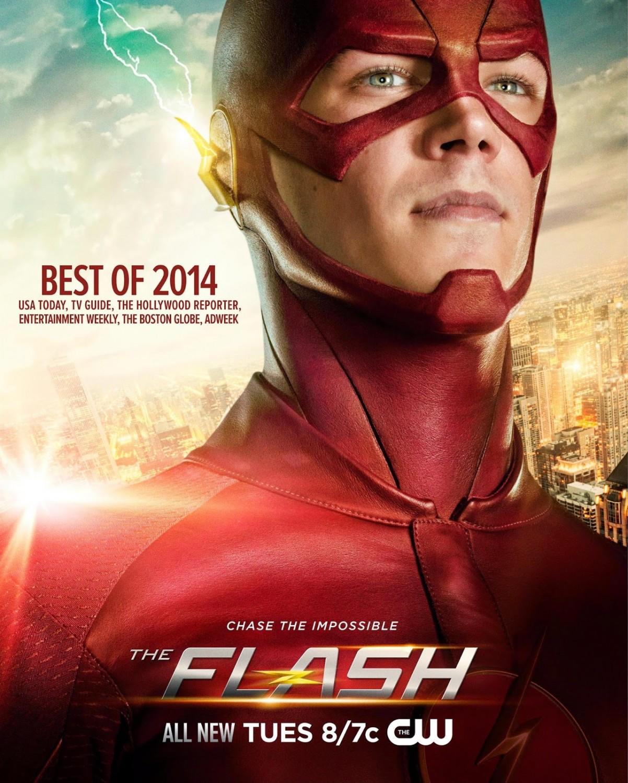 The%20Flash.4 1 دانلود سریال The Flash : قسمت آخر فصل ۴ اضافه شد