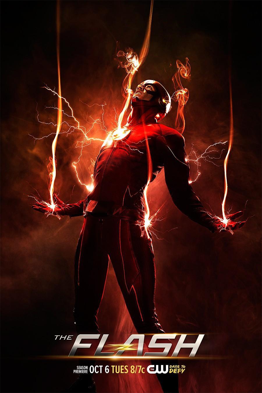 The%20Flash.7 1 دانلود سریال The Flash : قسمت آخر فصل ۴ اضافه شد