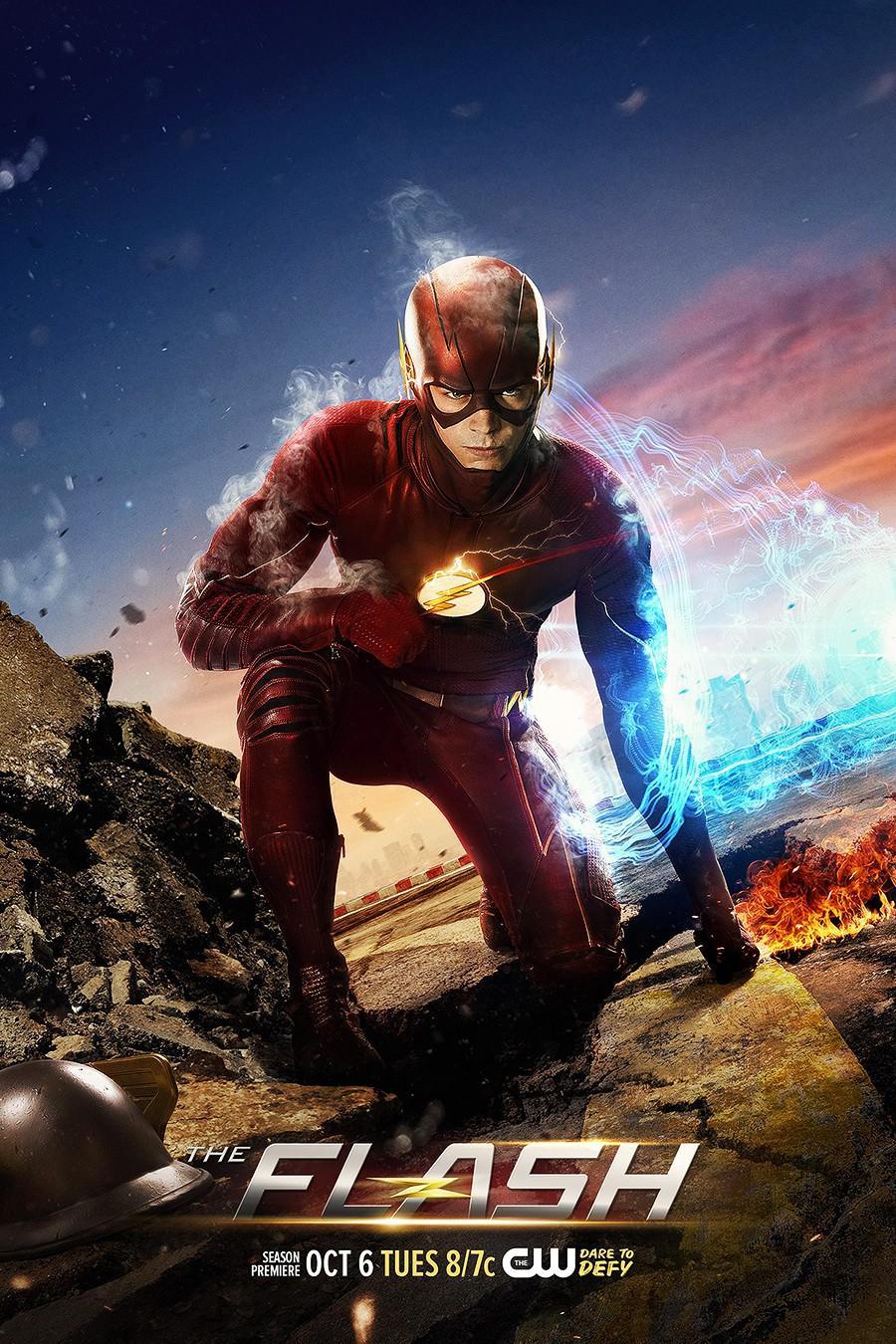 The%20Flash.8 1 دانلود سریال The Flash : قسمت آخر فصل ۴ اضافه شد