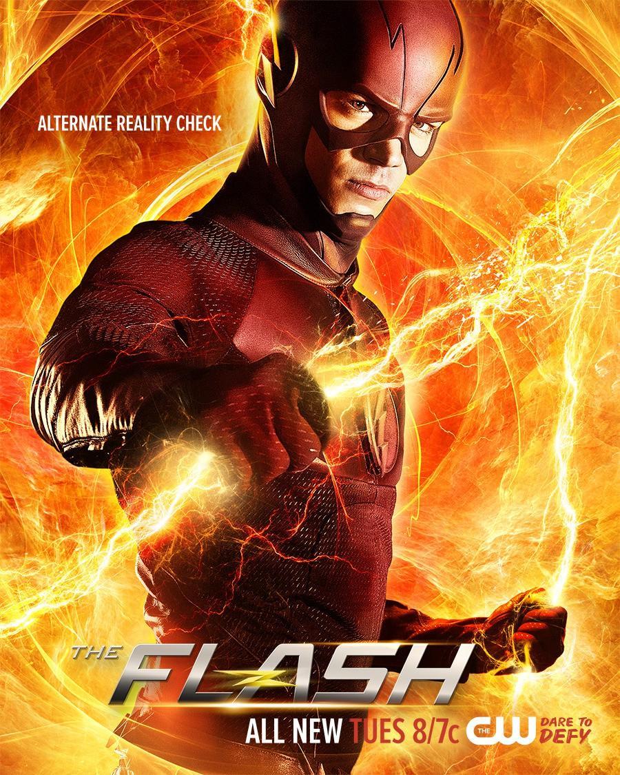 The%20Flash.11 1 دانلود سریال The Flash : قسمت آخر فصل ۴ اضافه شد