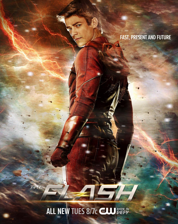 The%20Flash.12 1 دانلود سریال The Flash : قسمت آخر فصل ۴ اضافه شد