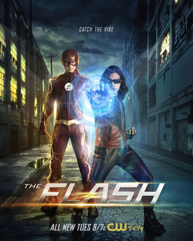 The%20Flash.18 1 دانلود سریال The Flash : قسمت آخر فصل ۴ اضافه شد