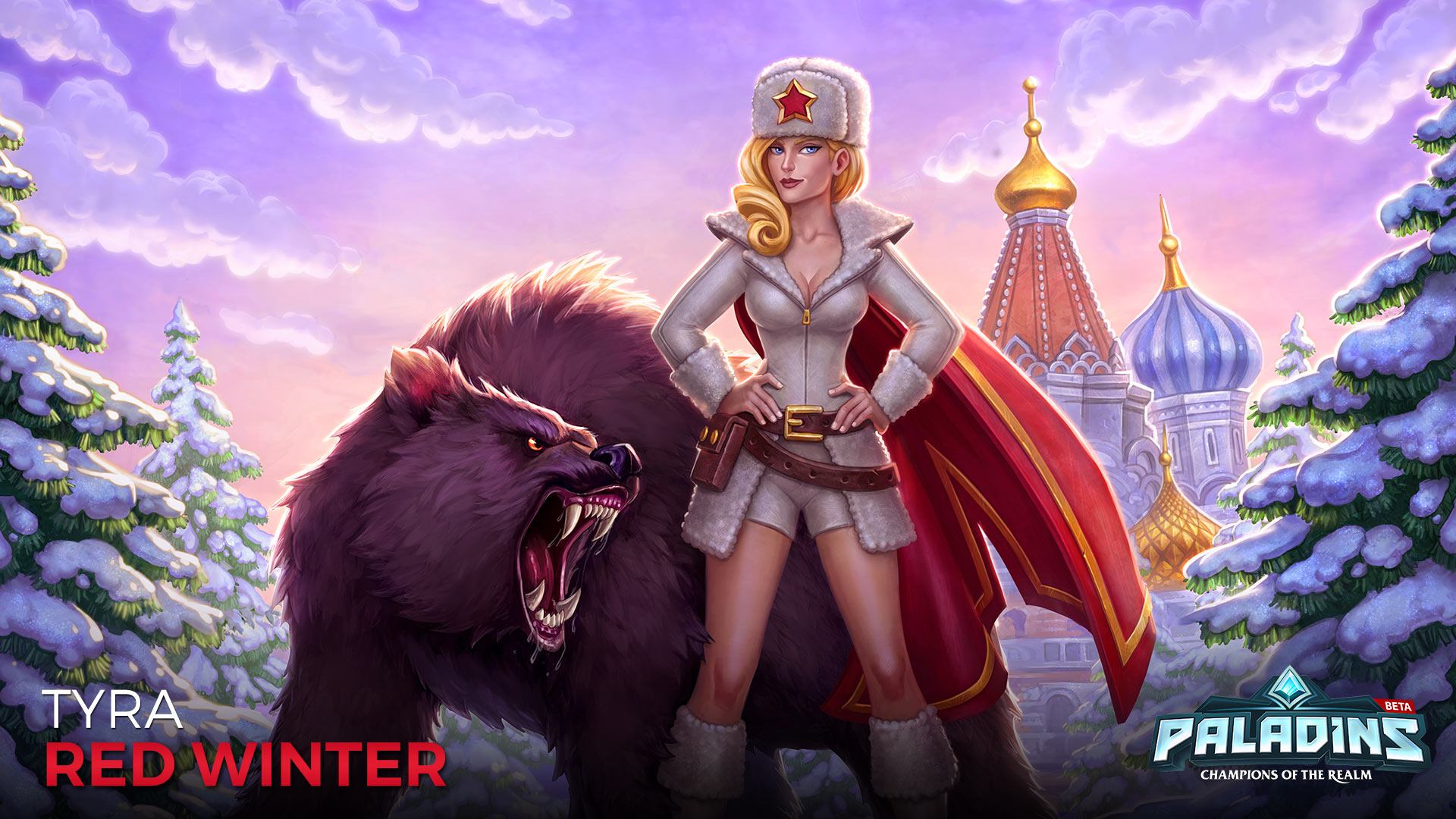tyra new russian set