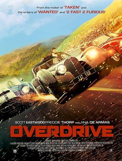 فیلم Overdrive 2017