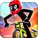 دانلود Stickman Trials 2.2.2 – بازی موتور سواری اندروید + مود + دیتا